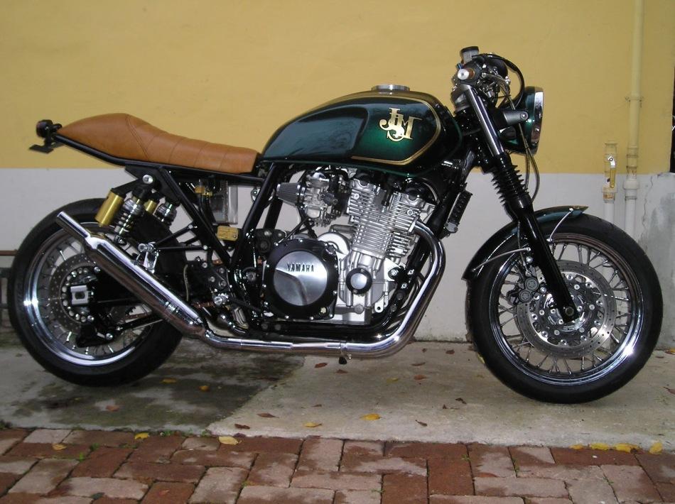 xjr 1300 JMS special