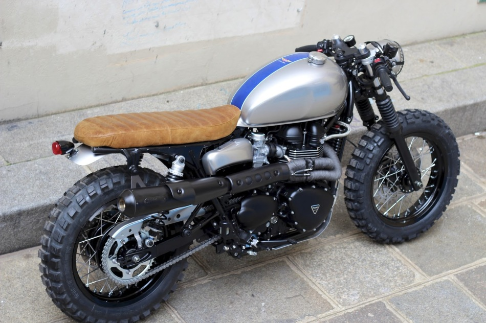 cafe tracker by Vintage Racers
