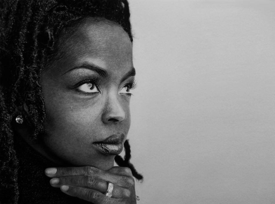 Lauryn Hill by Kelvin Okafor