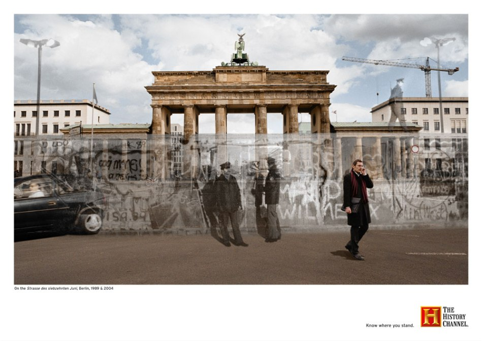 know where you stand Berlin by Seth Taras
