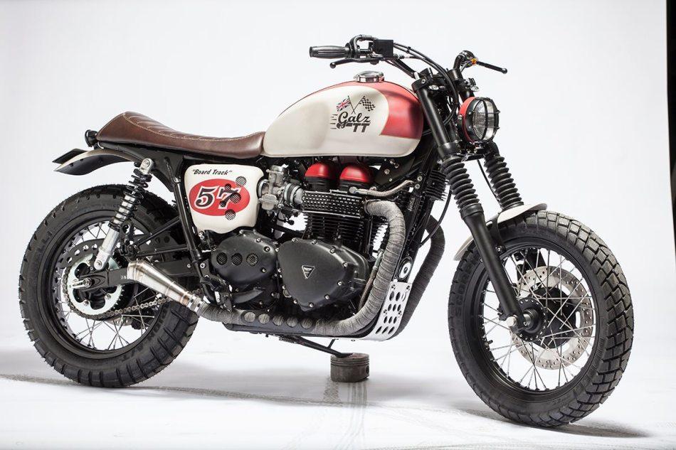 Galz motorcycle_Triumph