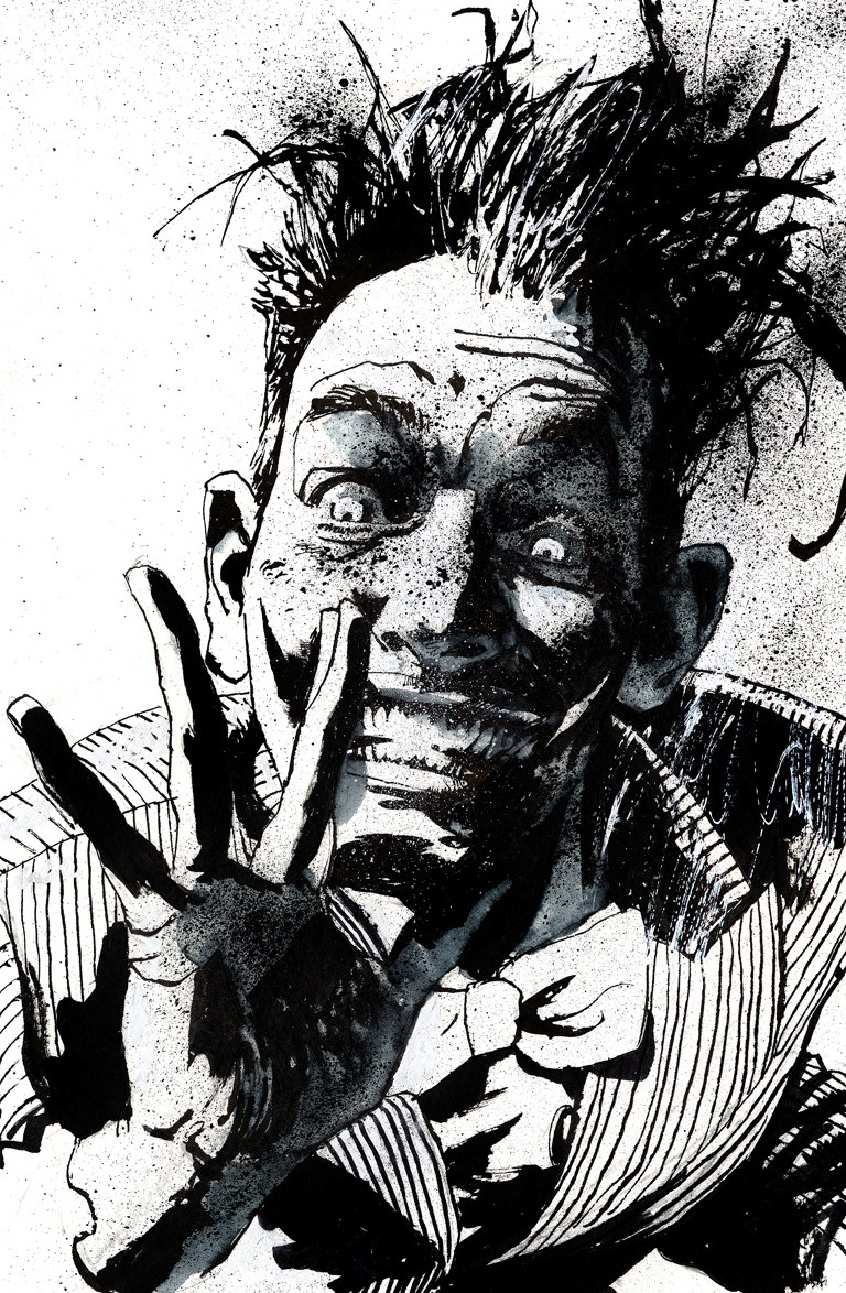 Joker by Jason Shawn Alexander