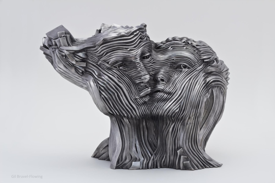 Flowing by Gil Bruvel