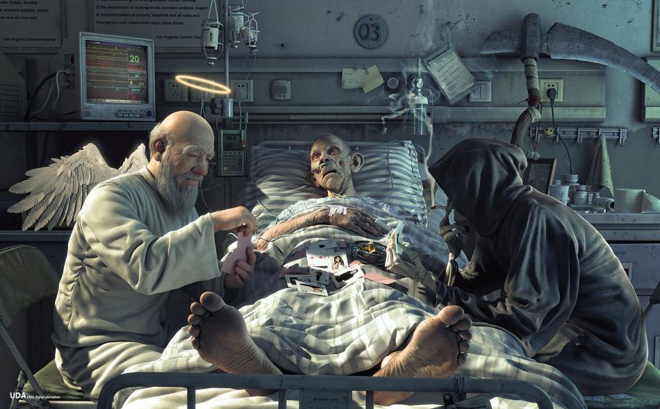 Game-of-life by Hu Zheng