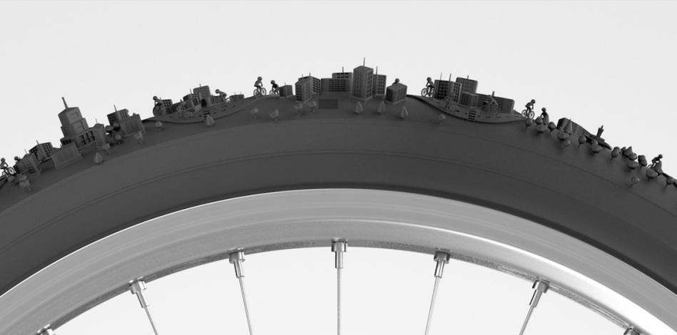 bikecity top by Bruno Ferrari and Rodrigo Paranhos