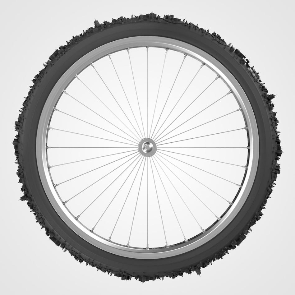bikecity wheel by Bruno Ferrari and Rodrigo Paranhos