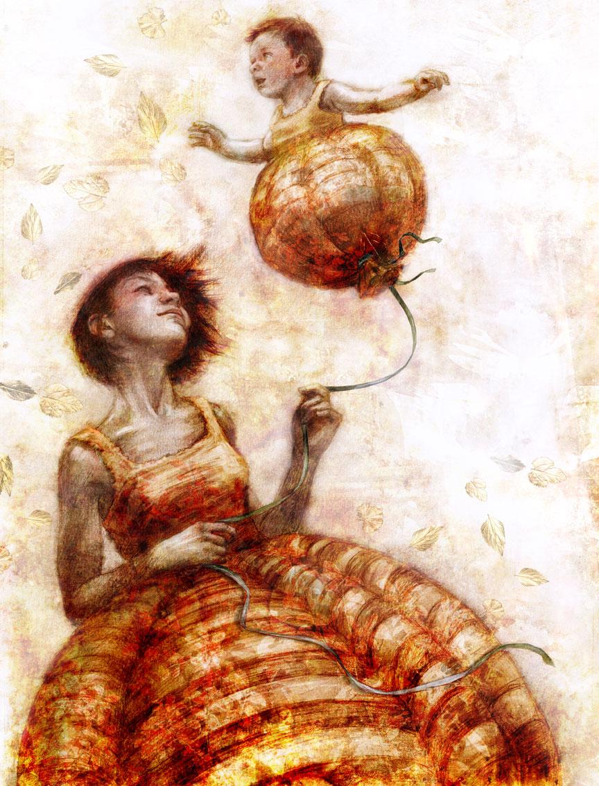 Ballooons by Beatriz Martin Vidal