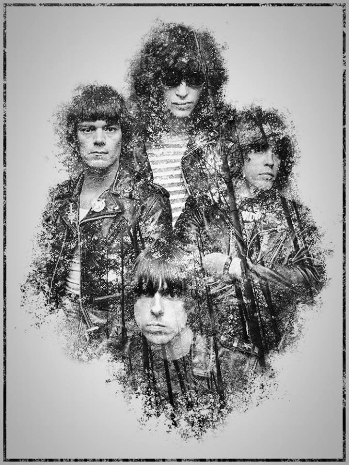 Ramones by Alon Avissar