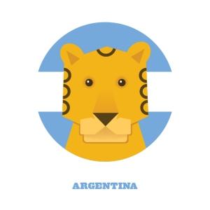 the Animal Allstars Argentina by Splinter
