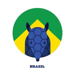 the Animal Allstars Brazil by Splinter