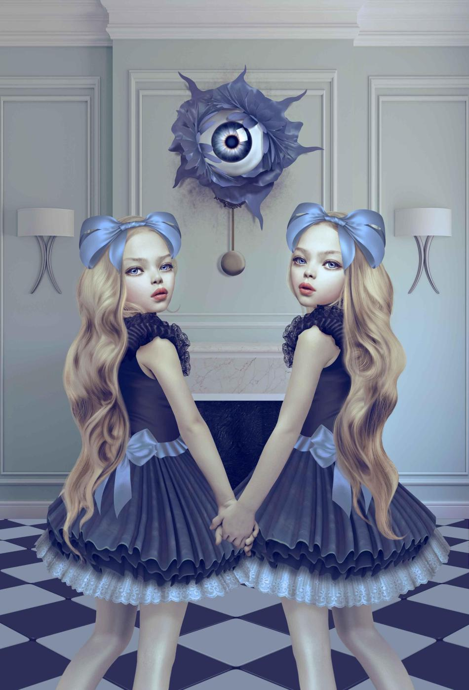 Lost in Wonderland by Natalie Shau