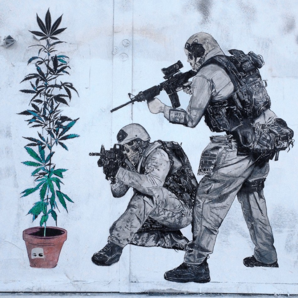 War On Drugs by Abcnt