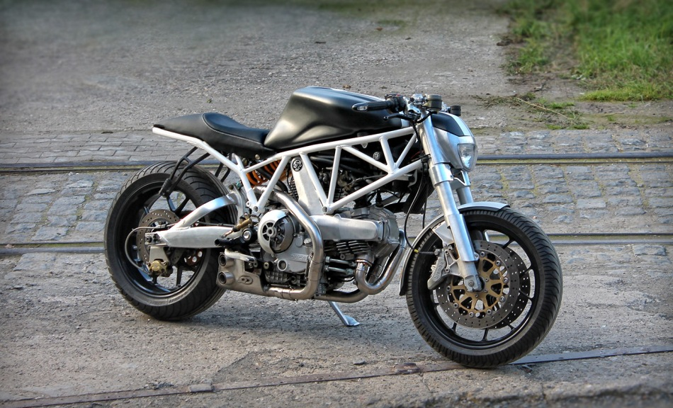 Ducati Club Racer by Nick