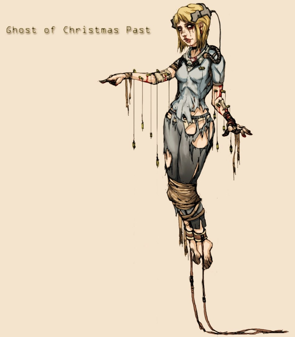 Ghost_of_Christmas_Past_by_Moragot