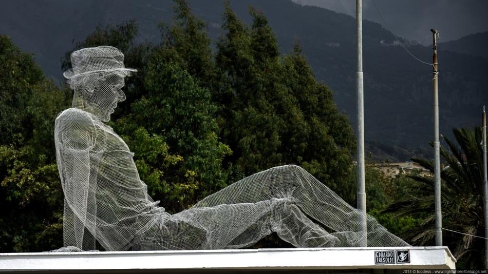 PENSIERI (thinkings) by Edoardo Tresoldi