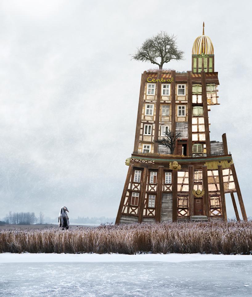 Zonenrandgebiet by Matthias Jung