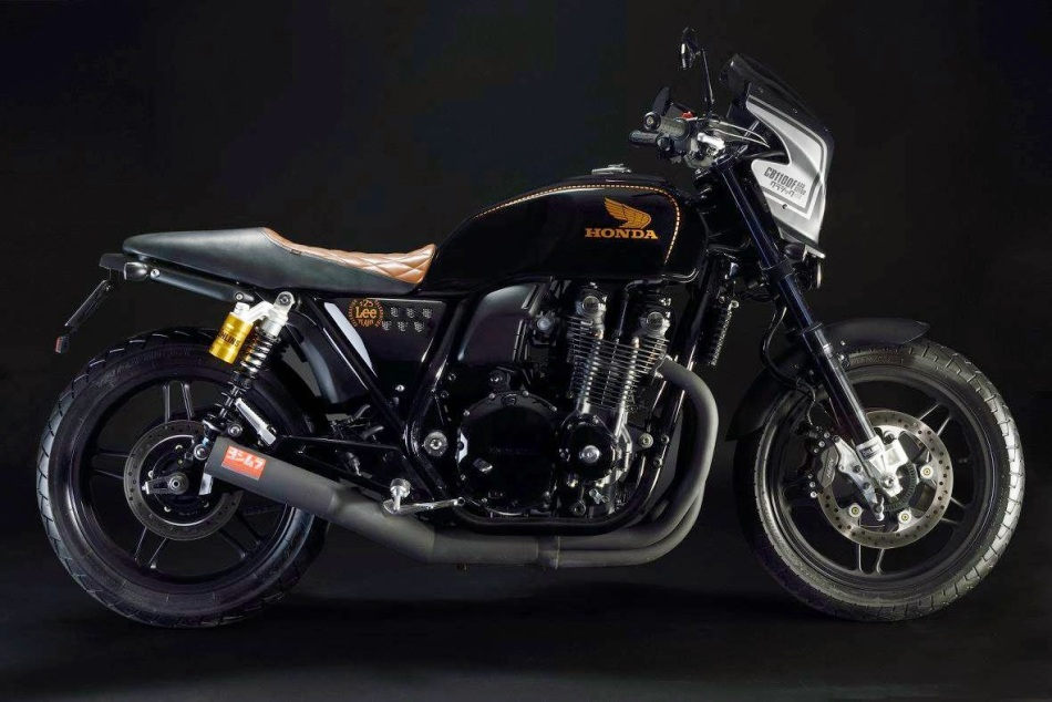 Honda CB 1100 Lee  by Bad Seeds Motorcycle Club