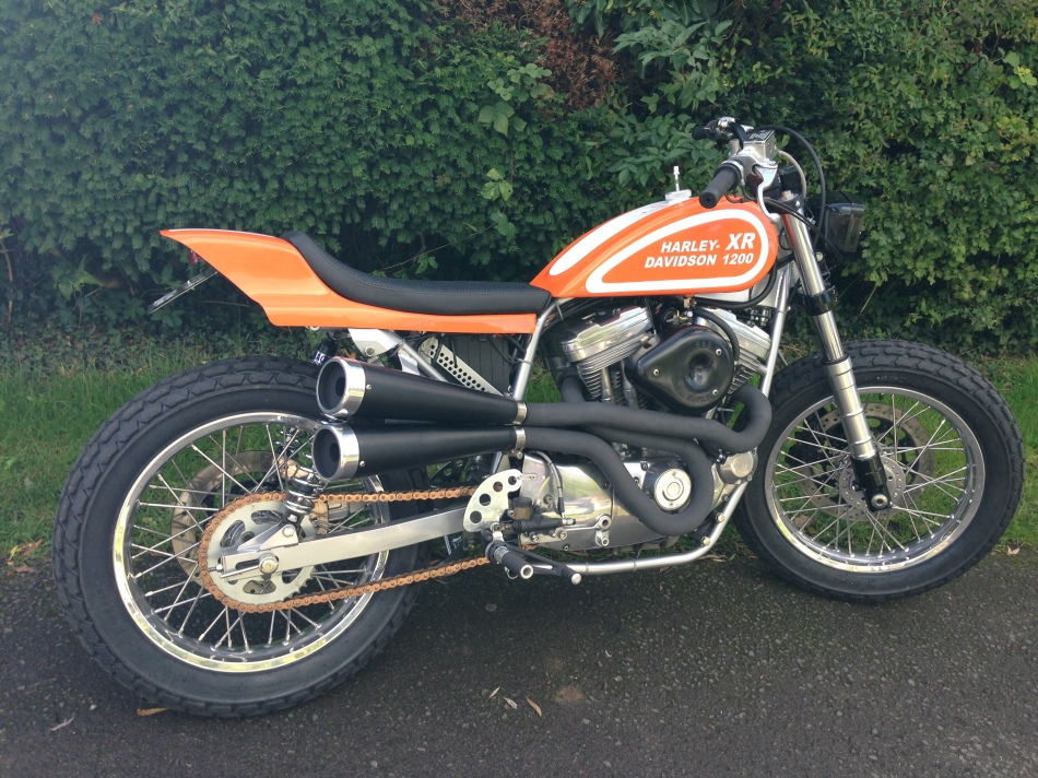 Gordy's Harley Davidson RMSS Tracker by Red Max speed shop