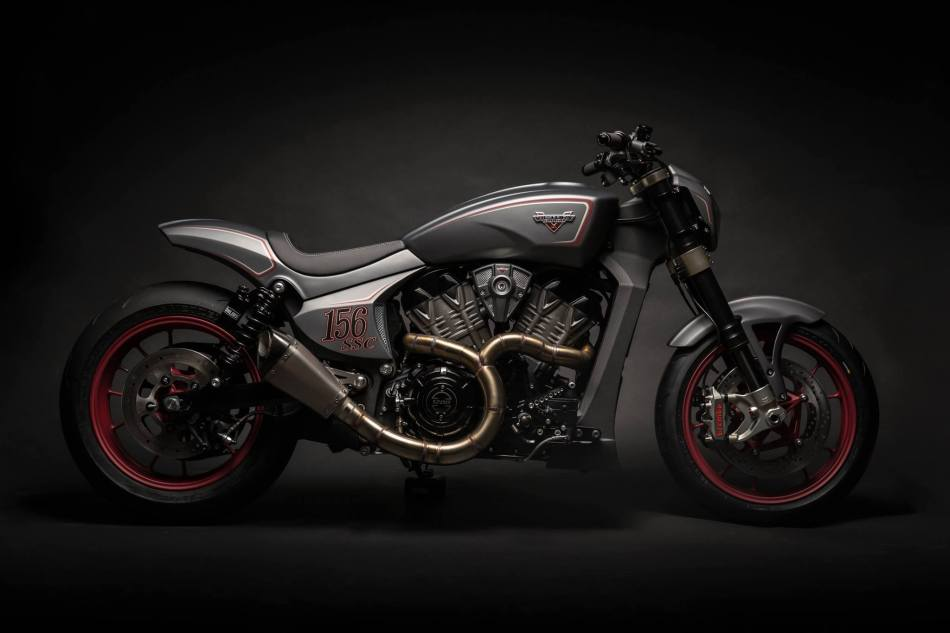 Ignition Concept by Victory Motorcycles