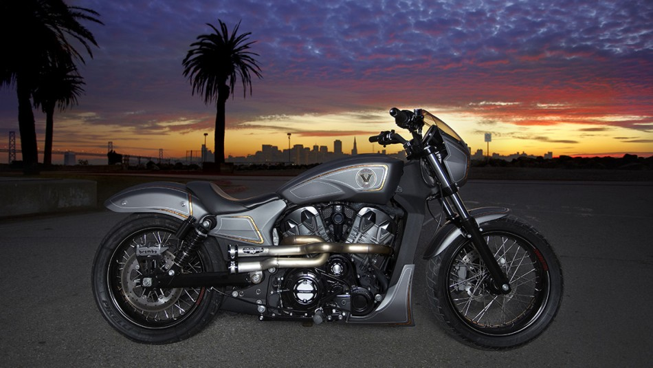 Victory Combustion Concept by Zach Ness for Victory Motorcycles
